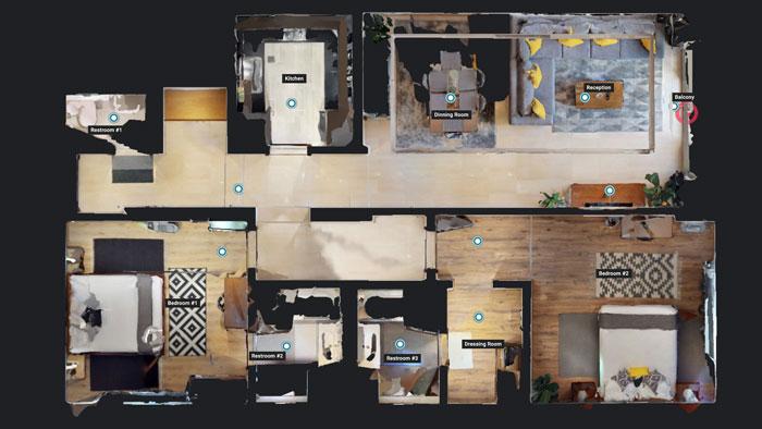 Lemon Spaces CFC – Hotel Apartments