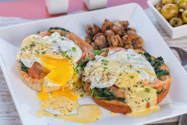 Latino Breakfast Menu