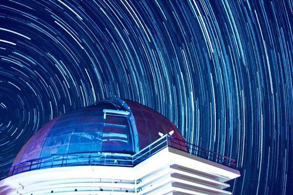 Realme at astrology observatory