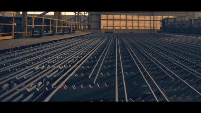Egyptian Steel Beny Swef Factory