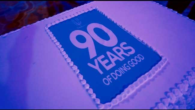 Unilever 90 Years celebration
